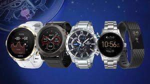 รวมนาฬิกาอัจฉริยะและสมาร์ทวอชท์สุดล้ำในงาน Central International Watch Fair 2017