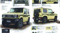 เผยภาพโบรชัวร์ชุดแต่งของ Suzuki Jimny & Jimny Sierra ที่มาในหลากหลายสไตล์
