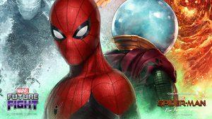 MARVEL FUTURE FIGHT อัปเดต SPIDER-MAN: FAR FROM HOME