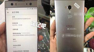 เผยภาพ Sony Xperia XA2 Ultra เอาใจคนชอบเซลฟี่ มาพร้อมกล้องหน้าคู่+ไฟแฟลช