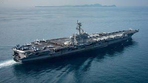 เกาหลีเหนือขู่ถล่มเรือบรรทุกเครื่องบินสหรัฐฯ ให้อับปาง