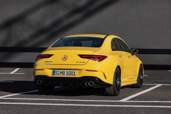 Mercedes-AMG CLA 35