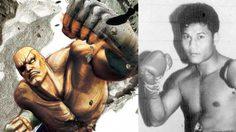 เผยโฉมตัวตนจริงๆ กับ ตัวละครไทย Sagat จากเกมส์ Street Fighter