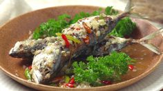 สูตร ปลาทูราดพริกสด เมนูจานเด็ด อร่อยไม่มีวันเบื่อ