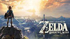 Zelda Breath of the Wild Art Book เตรียมวางจำหน่ายพฤศจิกายนนี้