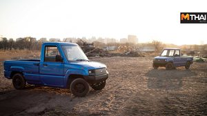 Electric Pickman รถกระบะพลังงานไฟฟ้าสัญชาติจีน ราคาราวๆ 1.78 แสนบาท
