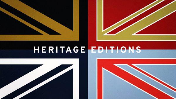 Lotus Elise Classic Heritage Edition