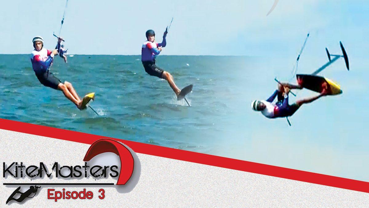รายการ Kite Masters 2018 | การแข่งขัน ไคท์เซิร์ฟระดับโลก EP.3 [FULL]