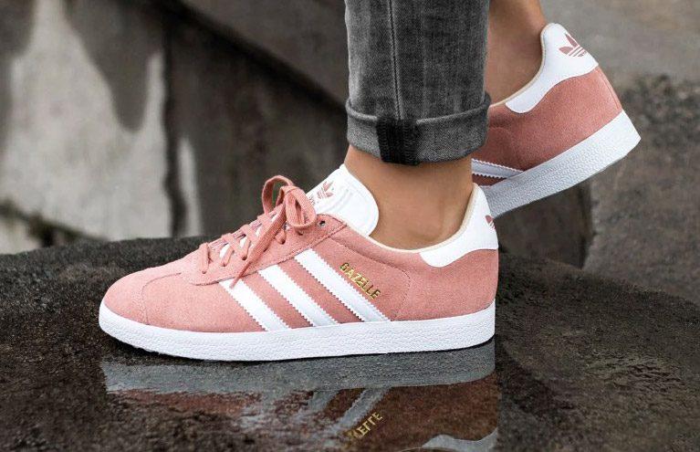 รองเท้า Adidas GAZELLE / ASH PEARL