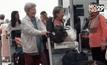 นักท่องเที่ยวจีน ล้นสนามบินเชียงใหม่