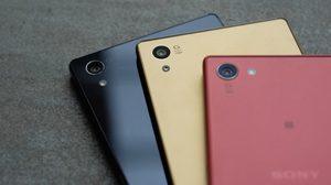 เปิดราคา Sony Xperia Z5, Z5 Compact, Z5 Premium แล้ว! เริ่มต้น 24,000 บาท