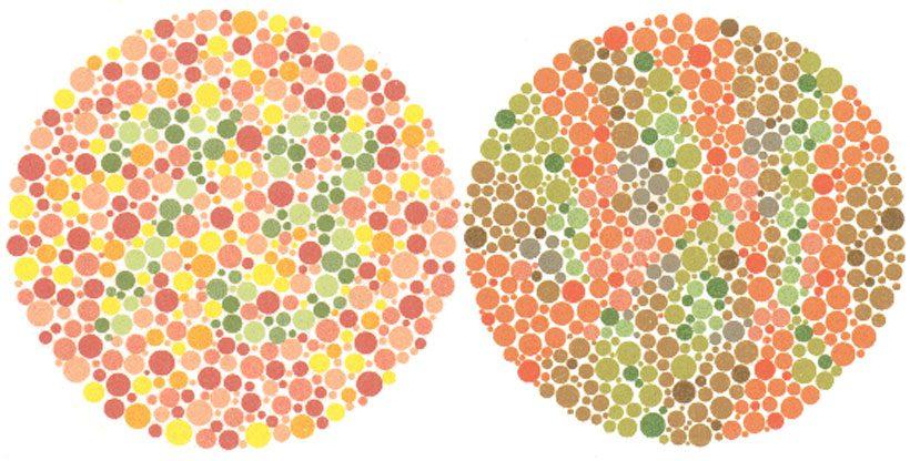 15 ภาพ แบบทดสอบตาบอดสี ตาของคุณปกติหรือไม่ มาทดสอบกัน!!