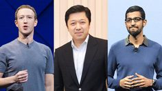 10 สุดยอด CEO แห่งปี 2018