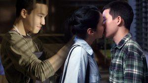 อัด อวัช คิดจริงจัง เจอ แอร์ ภัทราริน ขโมยจูบจริง!! ใน ซีรีส์ พรุ่งนี้..จะไม่มีแม่แล้ว