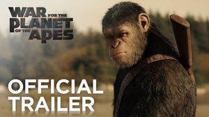 มนุษย์ กับ ลิง เทพธิดาแห่งชัยชนะจะยิ้มให้ใคร? ในตัวอย่างล่าสุด War for the Planet Apes