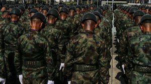 ทัพบกแจงเหตุต้องมี 'ทหารเกณฑ์' ชี้หากยกเลิกกระทบความมั่นคงทางทหารของประเทศ