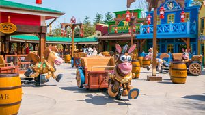 สนุกลืมวัย ท่องไปในโลก Toy Story โซนเปิดใหม่ที่ Shanghai Disneyland