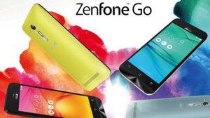 Asus ZenFone Go ใหม่ จอ4.5 นิ้ว ราคาเริ่มเพียง 2990 บาท