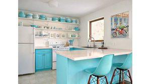 8 เหตุผล ชั้นวางของ แบบเปิด ดียังไง? เมื่อนำมาใช้ภายในห้องครัว