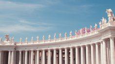 สวยแปลกตา! เมื่อช่างภาพถ่ายรูปกรุงโรมในโหมดอินฟาเหรด ภาพเก๋ๆ จึงบังเกิด