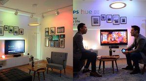 หลอดไฟแอลอีดี ฟิลิปส์ ฮิว เปลี่ยนสีไฟได้มากถึง 16 ล้านเฉดสี