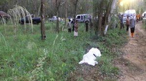 สลด! ช้างป่าเหยียบแม่ดับ ลูก2ขวบเจ็บ ในป่ายางจันทบุรี