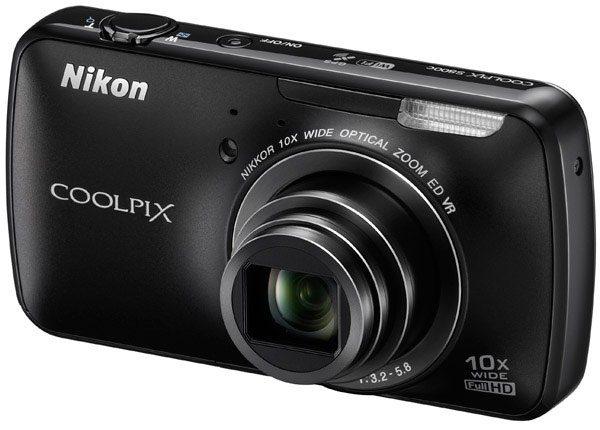 Nikon-Coolpix-S800c