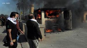 """สหรัฐฯ ประกาศเร่งชาวอเมริกัน ออกจากอิรักโดย """"ทันที"""""""