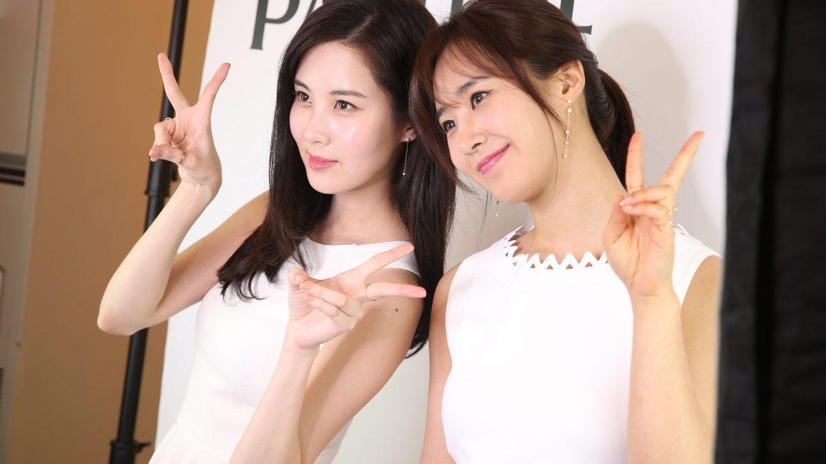 ยูริ - ซอฮยอน Girls' Generation ตั้งโต๊ะสัมภาษณ์ เผยเคล็ดลับความงามของเส้นผม