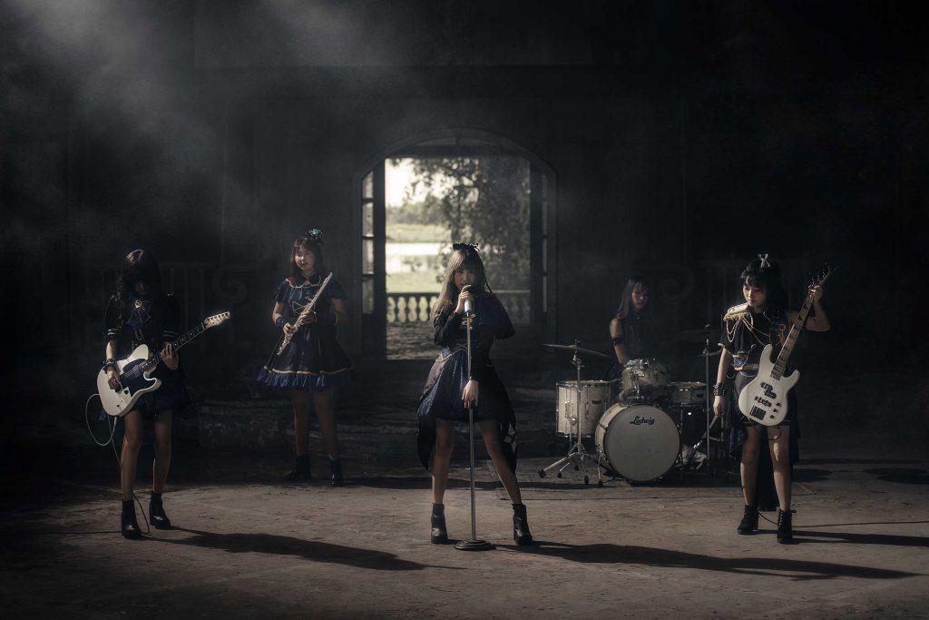5 สาว วง Labis เพลง Broken Dream