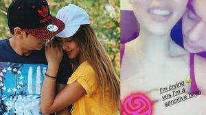 หวาย ปัญญริสา อัพคลิปนัว-กอด-จูบ-ล้วง-รักล้นทะลัก กับแฟนหนุ่ม!!
