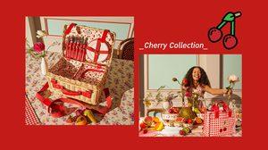 Cherry - Cath Kidston คอลเลคชั่นใหม่