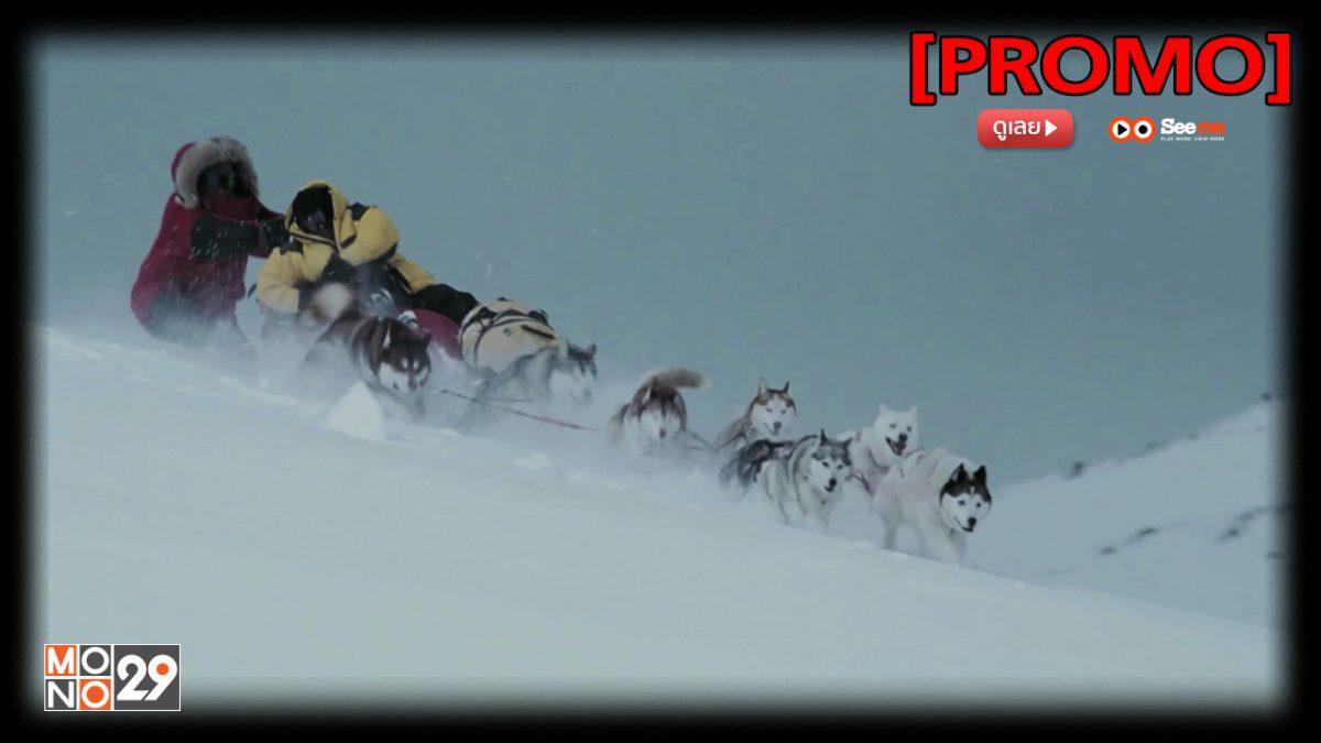 EIGHT BELOW ปฏิบัติการ 8 พันธุ์อึดสุดขั้วโลก [PROMO]