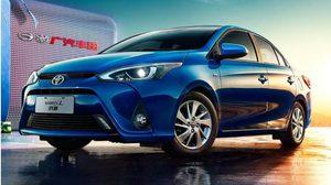 Toyota เตรียมเปิดตัว Yaris ATIV 2017 ใหม่ล่าสุด ครั้งแรกในเมืองไทย
