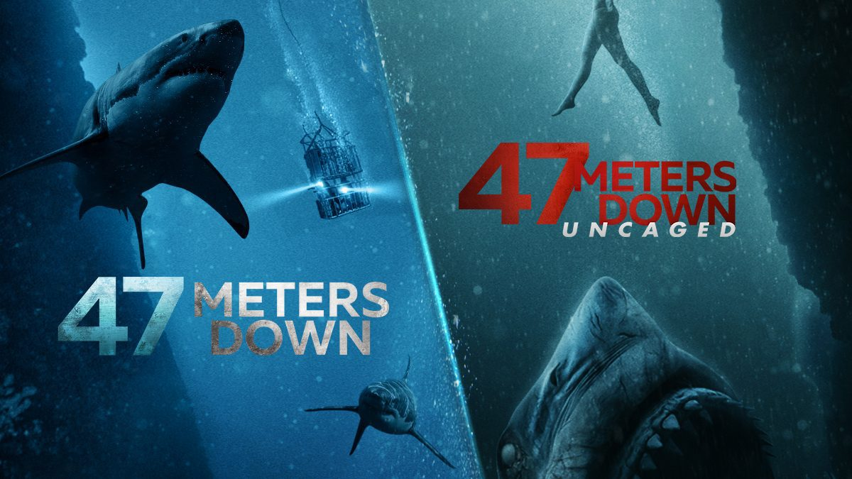47 Meters Down & 47 Meters Down : Uncaged | MONOMAX