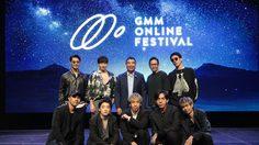 GMM GRAMMY จับมือ VLIVE จัด GMM Online Festival