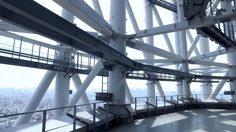 """โตเกียวสกายทรี เปิดโซนใหม่ """"Skytree Terrace"""" ชมวิวมุมสูงแบบไร้กระจกกั้น"""