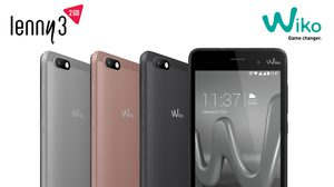 Wiko เปิดตัว LENNY3 รุ่น RAM 2 GB ความมีระดับที่จับต้องได้