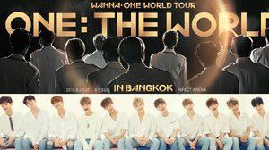 WANNA ONE จัดคอนเสิร์ตในไทย 2 รอบอิมแพ็คฯ! 4 – 5 ส.ค. นี้!!