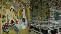 สาว Y กดไลก์ วัดญี่ปุ่นขึ้นภาพวาดสยิวหนุ่ม เพื่อดึงดูดนักท่องเทียวสาวๆ