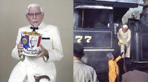 เผยภาพ ผู้พันแซนเดอร์ส ผู้ก่อตั้ง KFC
