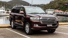 Toyota Land Cruiser รถเอสยูวี ใหม่ เจนฯ 9 เตรียมเปิดตัวภายในปี 2021