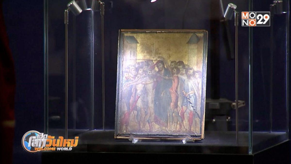ภาพวาดเก่าแก่อิตาลีถูกประมูลทะลุ 800 ล้าน