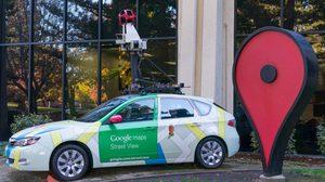 ความฮาบังเกิด! เมื่อรถถ่ายภาพของ Google Maps กับ Bing Maps มาป๊ะกัน จะเกิดอะไรขึ้น!?