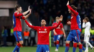 ผลบอล : ซีเอสเคเอ vs เรอัล มาดริด !! โครส แจกส้ม ราชัน โดนยิง 65 วิพ่าย CSKA 1-0