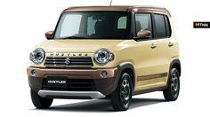 Suzuki เปิดตัว รถกล่อง Suzuki Hustler Wanderer รุ่นพิเศษในญี่ปุ่น