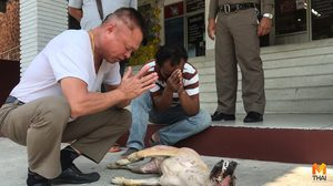 คนรักหมาสุดทน! แจ้งตำรวจจับเขมร เตรียมชำแหละหมากินอ้างกัดไก่ชน