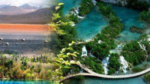 มหัศจรรย์สายตา นานา ทะเลสาบ จากทั่วโลก