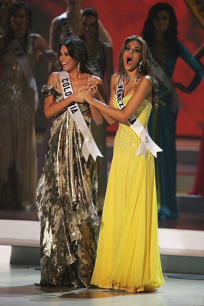 Miss Venezuela Dayana Mendoza