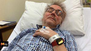 Apple Watch Series 4 ช่วยชีวิตชายวัย 67 ปี จากการหกล้ม